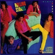 CD - The Rolling Stones - Dirty Work