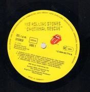 LP - The Rolling Stones - Emotional Rescue