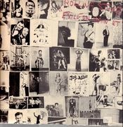 Double LP - The Rolling Stones - Exile On Main St. - INCLUDES POSTCARDS