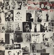 Double LP - The Rolling Stones - Exile On Main St. - NO POSTCARDS