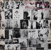 Double LP - The Rolling Stones - Exile On Main St. - +12 postcards +OIS