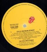 Double LP - The Rolling Stones - Exile On Main Street