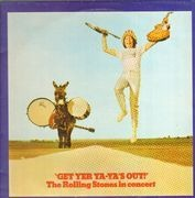 LP - The Rolling Stones - Get Yer Ya-Ya's Out! - The Rolling Stones In Concert