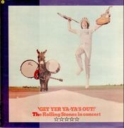 LP - The Rolling Stones - Get Yer Ya-Ya's Out! - The Rolling Stones In Concert - 5 STAR ON FRONT