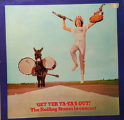 LP - The Rolling Stones - Get Yer Ya-Ya's Out! - The Rolling Stones In Concert - White Labels