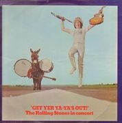 LP - The Rolling Stones - Get Yer Ya-Ya's Out! - The Rolling Stones In Concert - Original 1st French