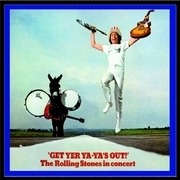 LP - The Rolling Stones - Get Yer Ya-Ya's Out! - -HQ