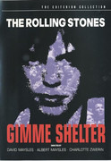 DVD - The Rolling Stones - Gimme Shelter