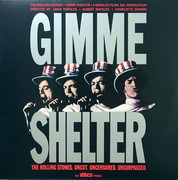 Laserdisc - The Rolling Stones - Gimme Shelter