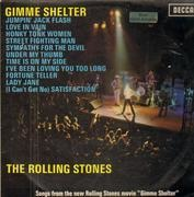 LP - The Rolling Stones - Gimme Shelter