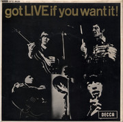 7inch Vinyl Single - The Rolling Stones - Got Live If You Want It!