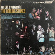 LP - The Rolling Stones - Got Live If You Want It!