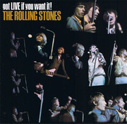 CD - The Rolling Stones - Got Live If You Want It!