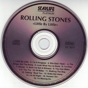 CD - The Rolling Stones - Great Hits