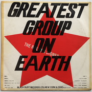LP - The Rolling Stones - Greatest Group On Earth