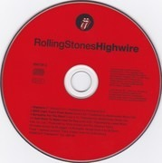 CD Single - The Rolling Stones - Highwire