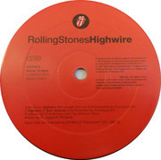 12inch Vinyl Single - The Rolling Stones - Highwire