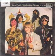 7inch Vinyl Single - The Rolling Stones - Jumpin' Jack Flash / Child of the Moon