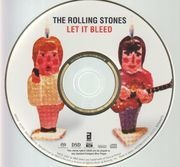 CD - The Rolling Stones - Let It Bleed - Digipak