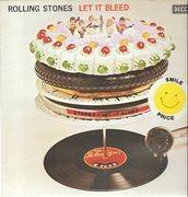 LP - The Rolling Stones - Let It Bleed
