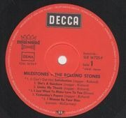 LP - The Rolling Stones - Milestones - Royal Sound