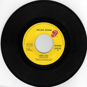 7inch Vinyl Single - The Rolling Stones - Miss You