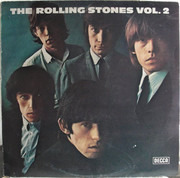 LP - The Rolling Stones - The Rolling Stones Vol. 2