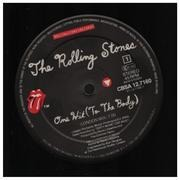 12inch Vinyl Single - The Rolling Stones - One Hit (To The Body)