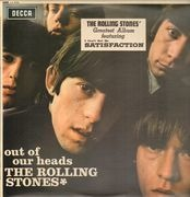 LP - The Rolling Stones - Out Of Our Heads - ORIGINAL UK Mono, Export Version