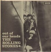 LP - The Rolling Stones - Out Of Our Heads - Original 1st UK, Stereo