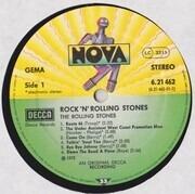 LP - The Rolling Stones - Rock 'N' Rolling Stones