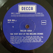 Double LP - The Rolling Stones - Rolled Gold - The Very Best Of The Rolling Stones - Belgium