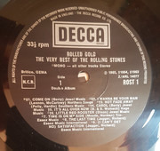 Double LP - The Rolling Stones - Rolled Gold - The Very Best Of The Rolling Stones