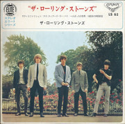 7inch Vinyl Single - The Rolling Stones - Satisfaction - + insert