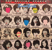 CD - The Rolling Stones - Some Girls