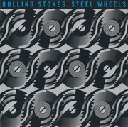 CD - The Rolling Stones - Steel Wheels