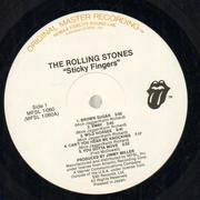 LP - The Rolling Stones - Sticky Fingers - MFSL AUDIOPHILE HALF SPEED EMBOSSED ZIPPER