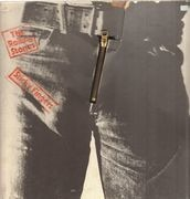 LP - The Rolling Stones - Sticky Fingers - Zipper Cover