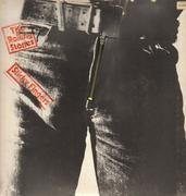 LP - The Rolling Stones - Sticky Fingers - Zipper cover France