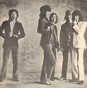 LP - The Rolling Stones - Sticky Fingers - Original Malaysian, Pokora 4001, Unique Cover