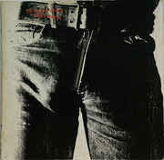 LP - The Rolling Stones - Sticky Fingers