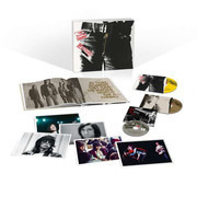 CD - The Rolling Stones - Sticky Fingers - Deluxe Box
