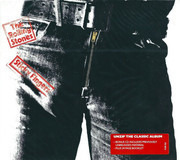 CD - The Rolling Stones - Sticky Fingers - Digipak