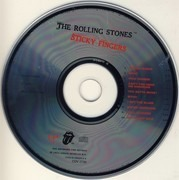 CD - The Rolling Stones - Sticky Fingers