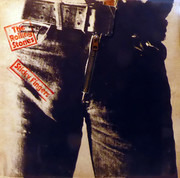 LP - The Rolling Stones - Sticky Fingers - Zip