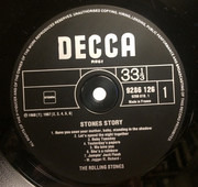 Double LP - The Rolling Stones - Stones Story