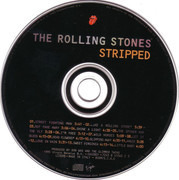 CD - The Rolling Stones - Stripped