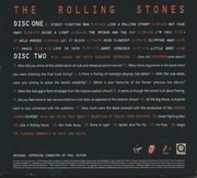 Double CD - The Rolling Stones - Stripped - Digipack