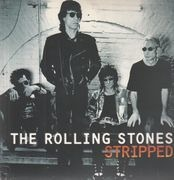 Double LP - The Rolling Stones - Stripped