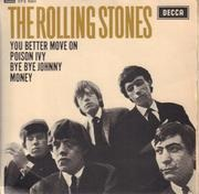 7inch Vinyl Single - The Rolling Stones - The Rolling Stones - Original UK EP